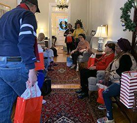 Christmas at the Home, Circa 2019